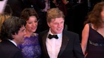Robert Redford, éternelle star de Cannes