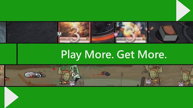 Xbox LIVE Rewards | Play To Earn MyPunchCard