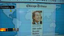 """Headlines at 8:30: """"Beanie Babies"""" creator to pay $53.5M for tax evasion"""