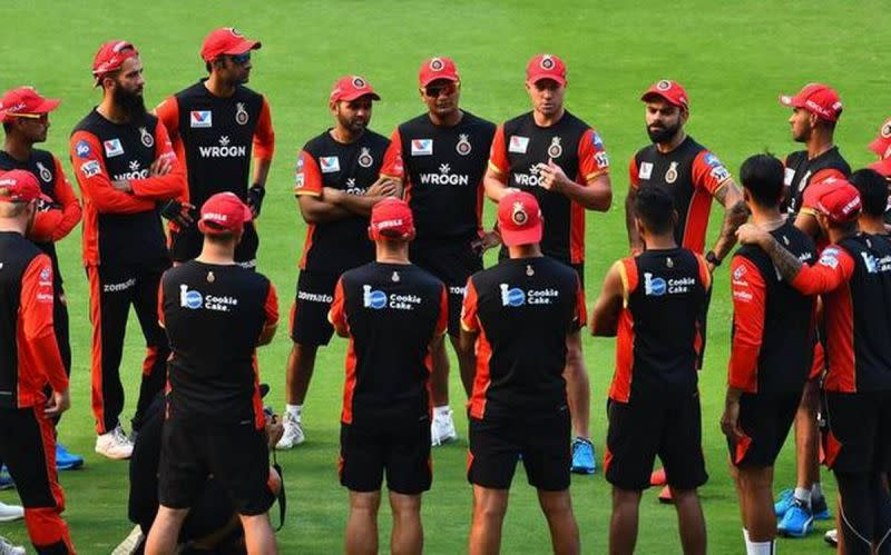RCB need to win eight out of their remaining ten games