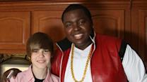 On The Set Of Justin Bieber And Sean Kingston's Music Video