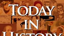Today in History for April 22nd