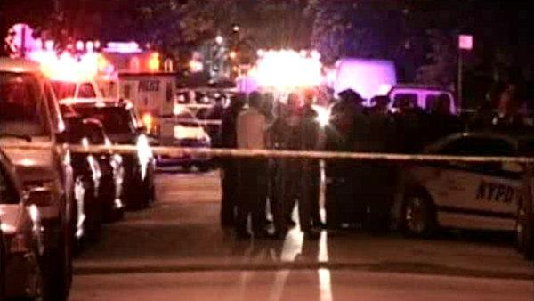 Off-duty officer shot trying to stop domestic dispute