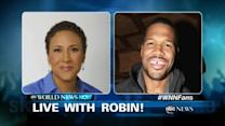 Robin Roberts Readies for 'Live' Morning