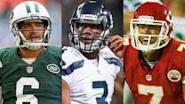Time for a quarterback change?